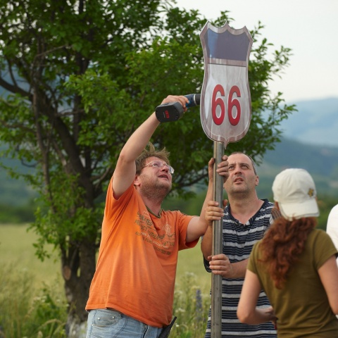 Route 66 - UniCredit Bulbank